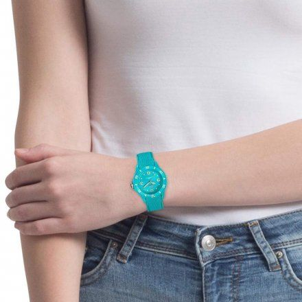 Ice-Watch 014763- Zegarek Ice Horloge Sixty Nine Turquoise Small IW014763