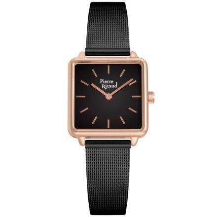 Pierre Ricaud P21064.K114Q Zegarek Damski Niemiecka Jakość