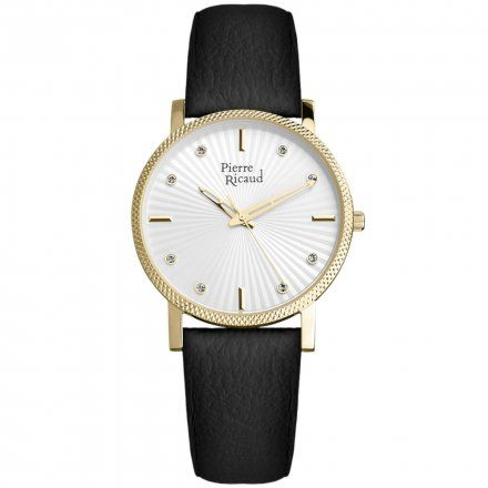 Pierre Ricaud P21072.1293Q Zegarek Damski Niemiecka Jakość