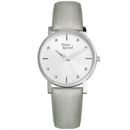 Pierre Ricaud P21072.5G93Q Zegarek Damski Niemiecka Jakość