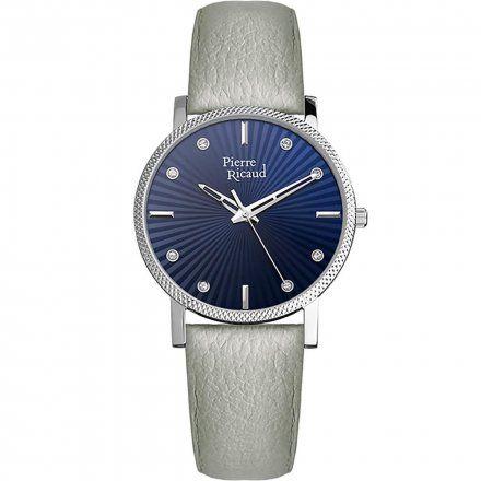 Pierre Ricaud P21072.5G95Q Zegarek Damski Niemiecka Jakość