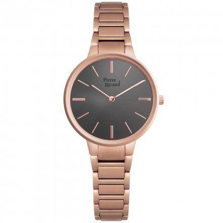Pierre Ricaud P22034.9117Q Zegarek Damski Niemiecka Jakość