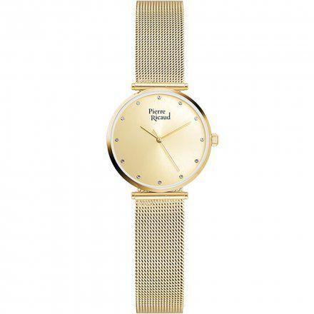Pierre Ricaud P22036.1141Q Zegarek Damski Niemiecka Jakość