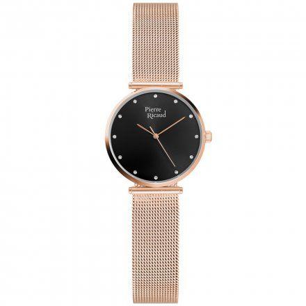 Pierre Ricaud P22036.91R4Q Zegarek Damski Niemiecka Jakość