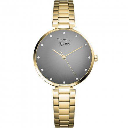 Pierre Ricaud P22057.1147Q Zegarek Damski Niemiecka Jakość