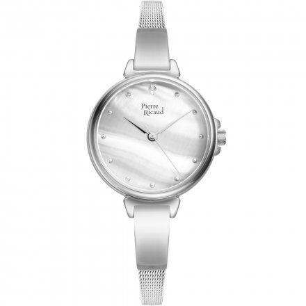 Pierre Ricaud P22058.514FQ Zegarek Damski Niemiecka Jakość