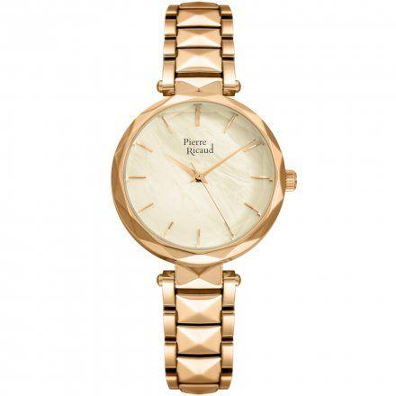 Pierre Ricaud P22062.111SQ Zegarek Damski Niemiecka Jakość