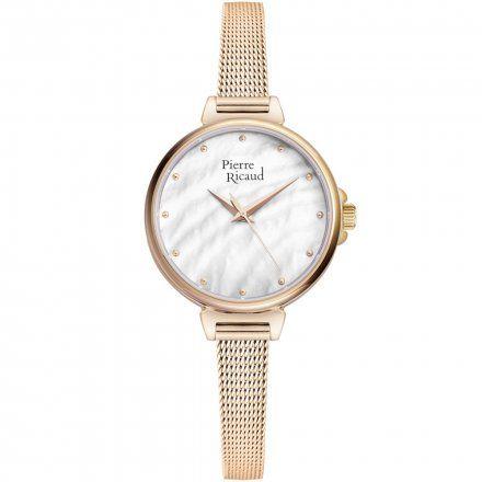 Pierre Ricaud P22099.1149Q Zegarek Damski Niemiecka Jakość