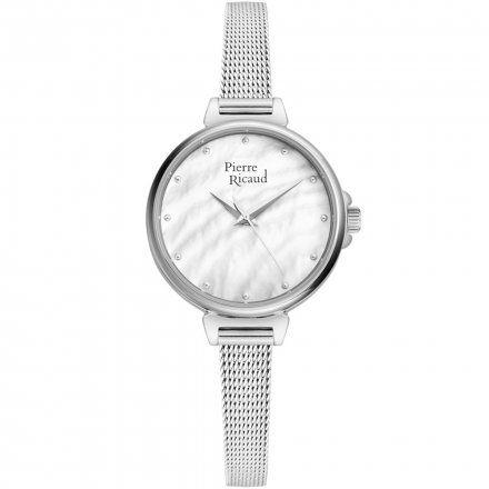Pierre Ricaud P22099.5149Q Zegarek Damski Niemiecka Jakość