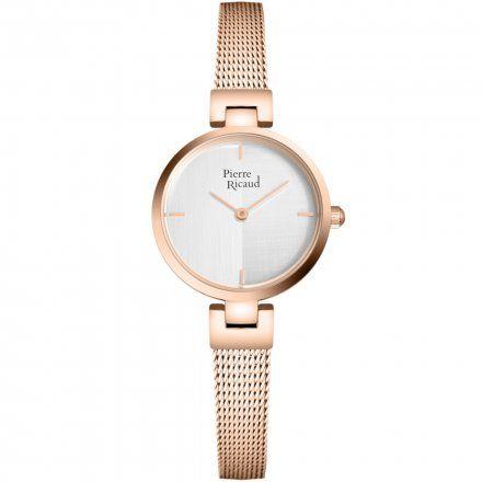 Pierre Ricaud P22104.9113Q Zegarek Damski Niemiecka Jakość