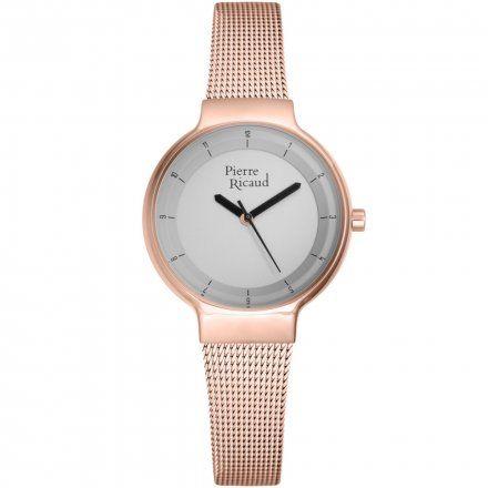 Pierre Ricaud P51077.9117Q Zegarek Damski Niemiecka Jakość