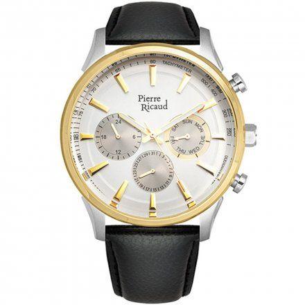 Pierre Ricaud P60014.2213QF Zegarek Męski Niemiecka Jakość