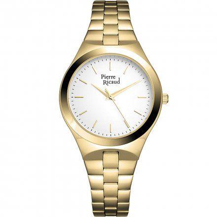 Pierre Ricaud P22054.1113Q Zegarek Damski Niemiecka Jakość