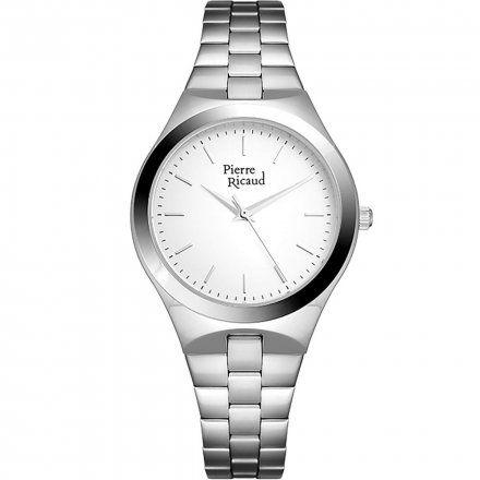 Pierre Ricaud P22054.5113Q Zegarek Damski Niemiecka Jakość