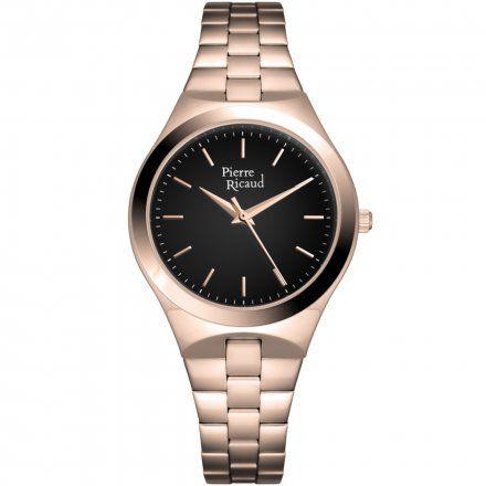 Pierre Ricaud P22054.91R4Q Zegarek Damski Niemiecka Jakość