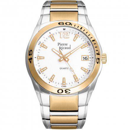 Pierre Ricaud P91046.2153Q Zegarek - Niemiecka Jakość