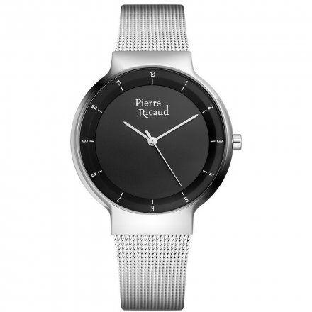 Pierre Ricaud P91077.5114Q Zegarek Męski Niemiecka Jakość