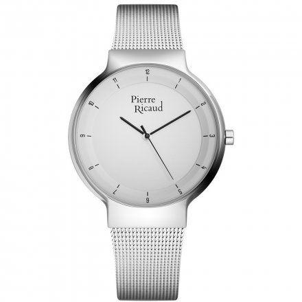 Pierre Ricaud P91077.5117Q Zegarek Męski Niemiecka Jakość