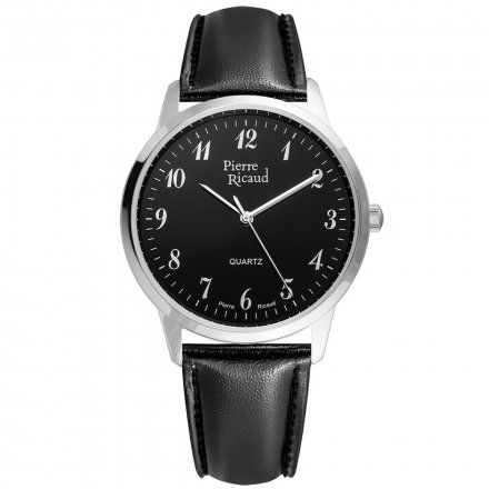 Pierre Ricaud P91090.5224Q Zegarek Męski Niemiecka Jakość
