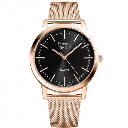 Pierre Ricaud P91091.91R4Q Zegarek Męski Niemiecka Jakość