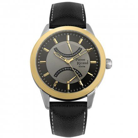 Pierre Ricaud P97011.2217Q Zegarek Męski Niemiecka Jakość