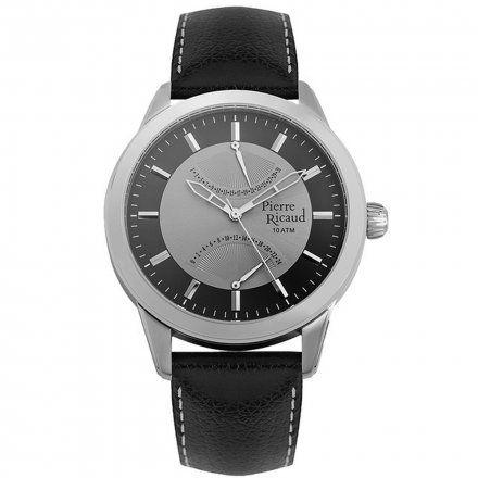 Pierre Ricaud P97011.5217Q Zegarek Męski Niemiecka Jakość