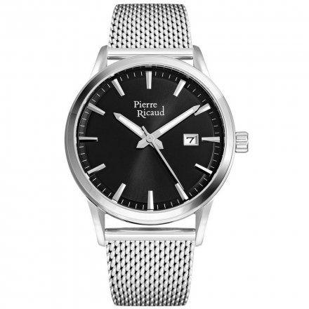 Pierre Ricaud P97201.5114Q Zegarek Męski Niemiecka Jakość
