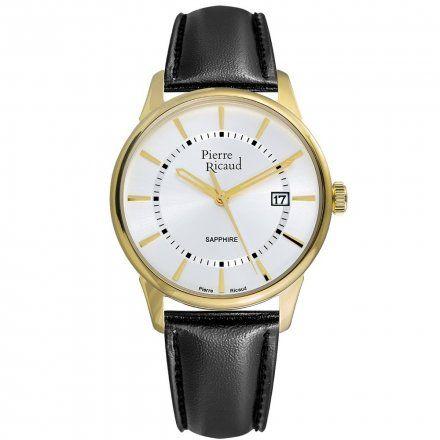 Pierre Ricaud P97214.1213Q Zegarek Męski Niemiecka Jakość