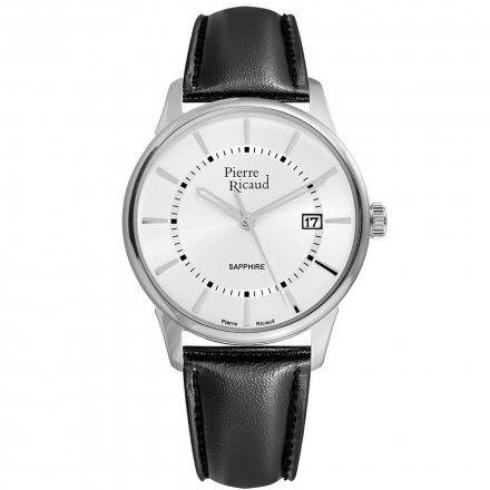Pierre Ricaud P97214.5213Q Zegarek Męski Niemiecka Jakość