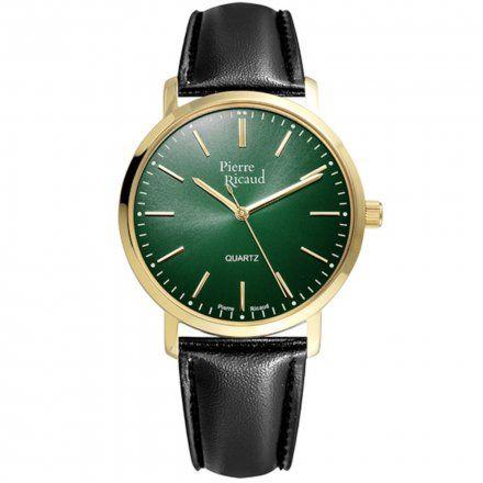 Pierre Ricaud P97215.1210Q Zegarek Męski Niemiecka Jakość