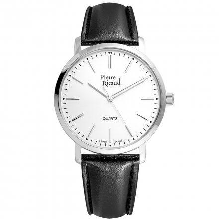Pierre Ricaud P97215.5213Q Zegarek Męski Niemiecka Jakość