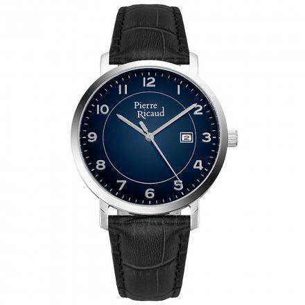 Pierre Ricaud P97229.5225Q Zegarek Męski Niemiecka Jakość
