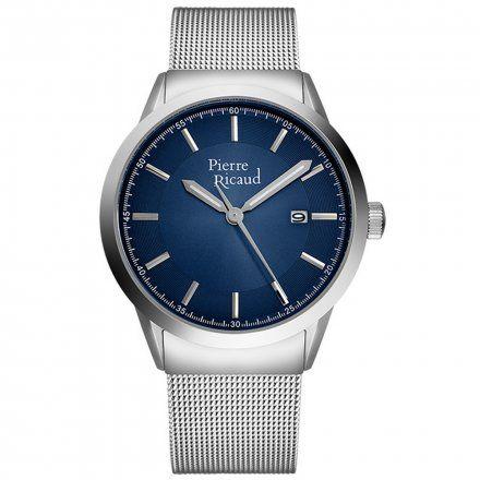 Pierre Ricaud P97250.5115Q Zegarek Męski Niemiecka Jakość