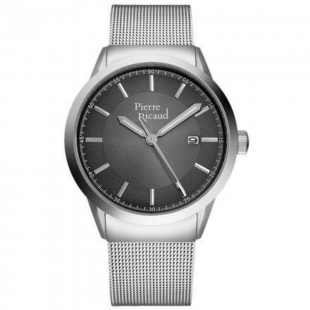 Pierre Ricaud P97250.5117Q Zegarek Męski Niemiecka Jakość