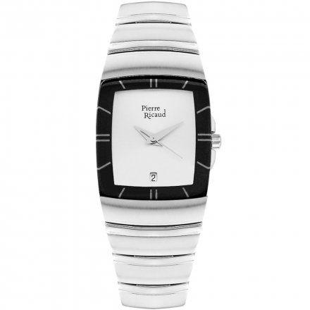 Pierre Ricaud P91057.5113Q Zegarek Męski Niemiecka Jakość