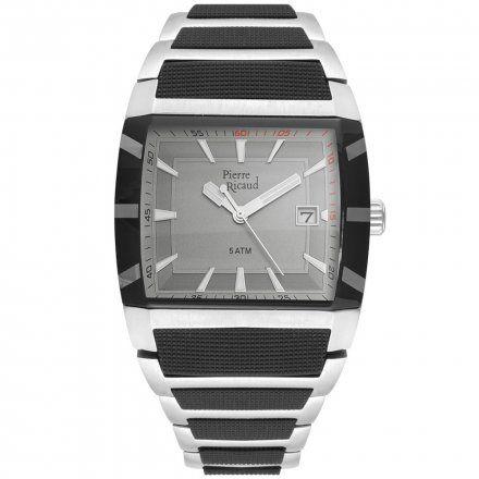 Pierre Ricaud P91035.5117Q Zegarek Męski Niemiecka Jakość