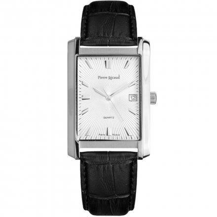 Pierre Ricaud P91007.5213Q Zegarek Męski Niemiecka Jakość