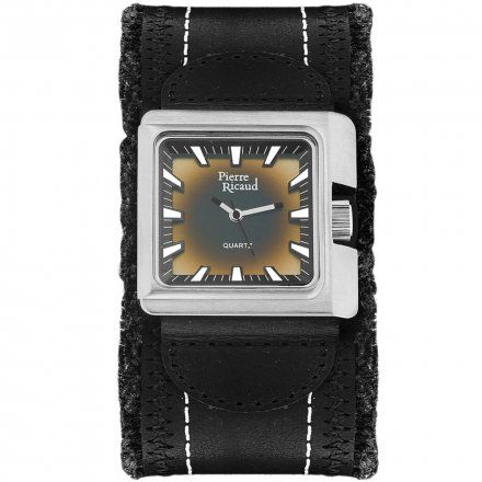 Pierre Ricaud P60006.521GQ Zegarek Damski Niemiecka Jakość