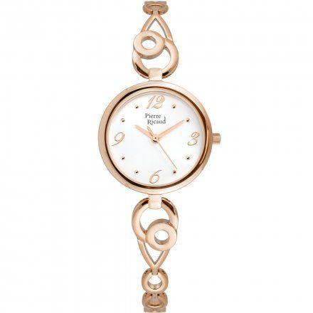 Pierre Ricaud P22008.9173Q Zegarek Damski Niemiecka Jakość