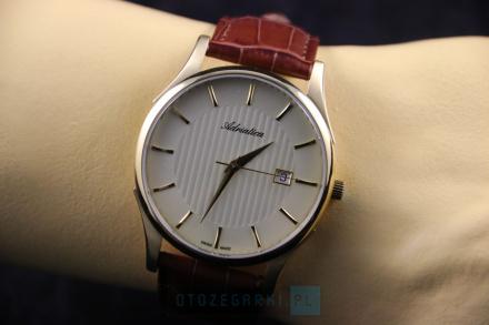 Zegarek Męski Adriatica A1246.1211Q - Zegarek Kwarcowy Swiss Made