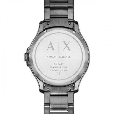 AX2417 Armani Exchange HAMPTON zegarek AX z bransoletą