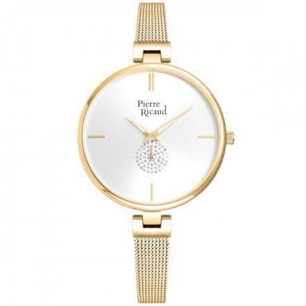 Pierre Ricaud P22108.1113Q Zegarek Damski Niemiecka Jakość