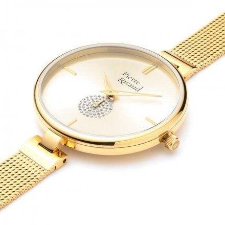 Pierre Ricaud P22108.1111Q Zegarek Damski Niemiecka Jakość