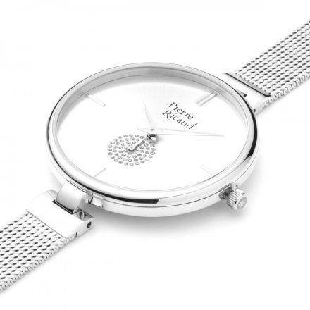 Pierre Ricaud P22108.5113Q Zegarek Damski Niemiecka Jakość