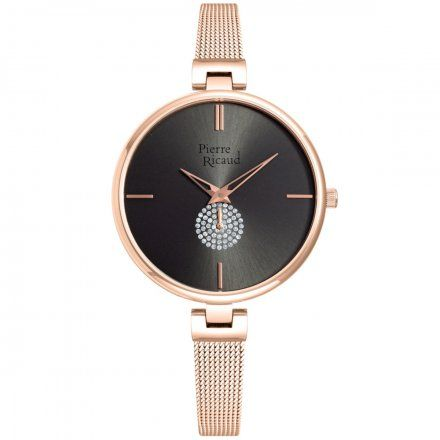 Pierre Ricaud P22108.9117Q Zegarek Damski Niemiecka Jakość