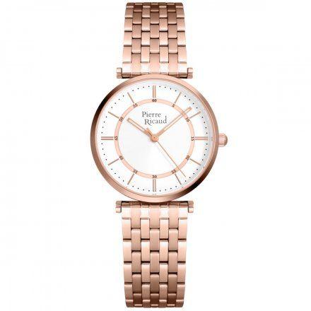Pierre Ricaud P51038.R113Q Zegarek Damski Niemiecka Jakość