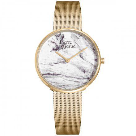 Pierre Ricaud P21067.1103Q Zegarek Damski Niemiecka Jakość