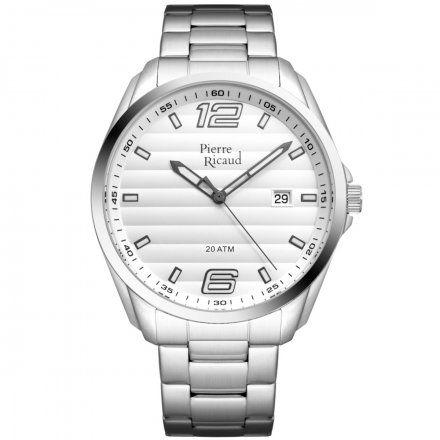 Pierre Ricaud P91072.5153Q Zegarek Damski Niemiecka Jakość