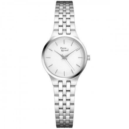Pierre Ricaud P22114.5112Q Zegarek Damski Niemiecka Jakość