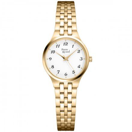 Pierre Ricaud P22114.1122Q Zegarek Damski Niemiecka Jakość